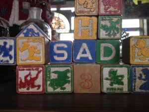Sad Blocks